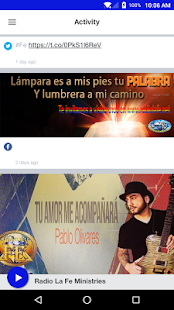 Radio La Fe Ministries- screenshot thumbnail