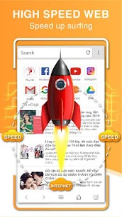 Fu Web Browser: Fast & secure App Download For Android 2