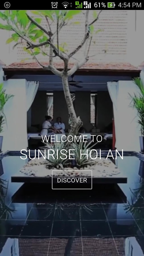 Sunrise Premium Resort Hoi An- screenshot