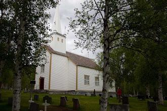 Photo: Lesjaskog kyrkje
