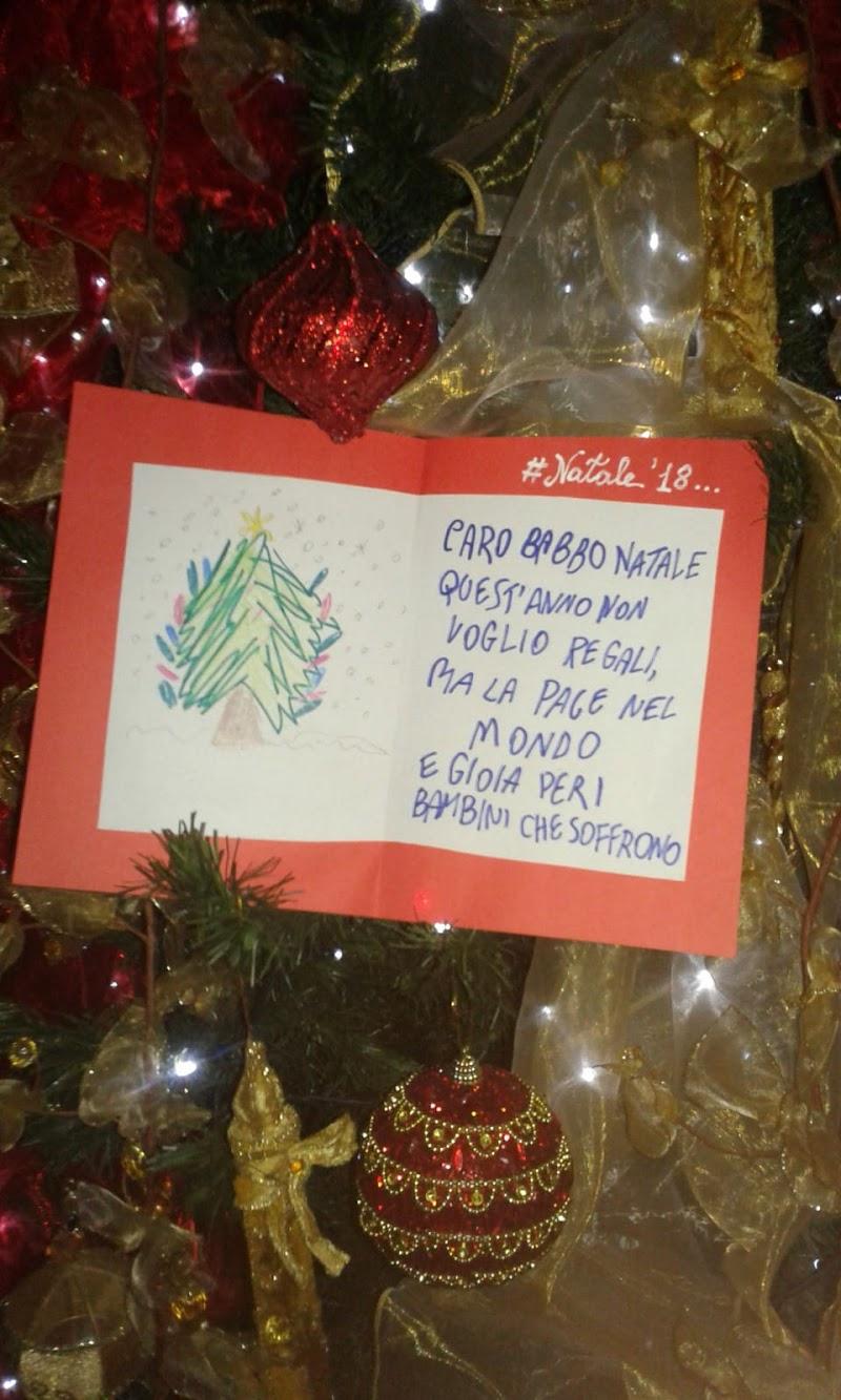 Una letterina a Babbo Natale, significativa... di ccdd
