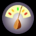 Baglama Tuner Icon