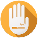 Quit Smoking Tracker GOLD - stop smoking app icon