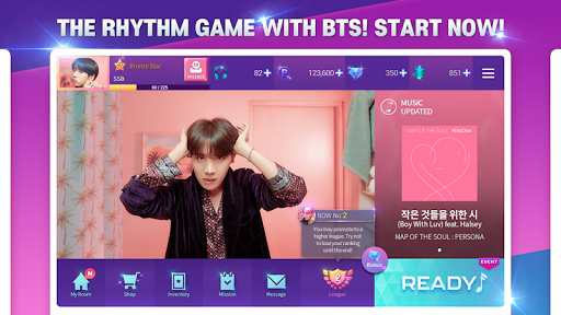 SuperStar BTS 1.7.1 screenshots 2