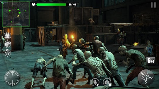 Survival After Tomorrow- Dead Zombie Shooting Game 1