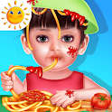 Aadhya's Day Care Kids Game icon