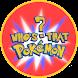Who's That Pokemon? Quiz