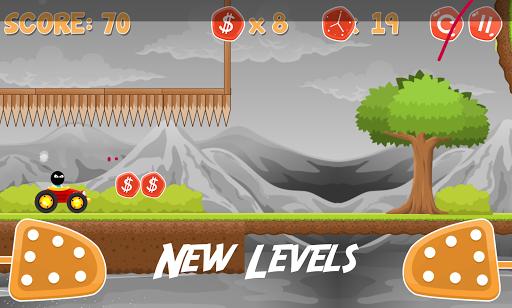 Stickman Destruction Racing Survival 0.9 screenshots 3