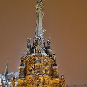 Holly Trinity Column Olomouc by František Valčík - Buildings & Architecture Statues & Monuments ( czech republic, column, olomouc, unesco )