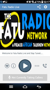 Fatu Radio Live- screenshot thumbnail