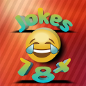 Jokes 18+ : Top Hindi & English Funny Jokes icon