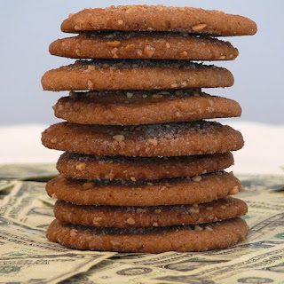 Million Dollar Prize Double-Delight Peanut Butter Cookie