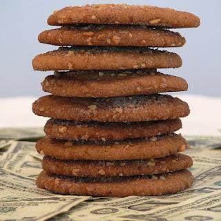 Million Dollar Prize Double-Delight Peanut Butter Cookie.