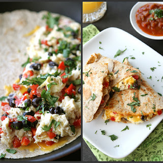 Southwestern Egg Breakfast Recipes