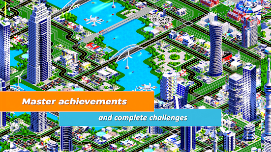 Designer City 2: city building game v 1 1 2 APK + Hack MOD