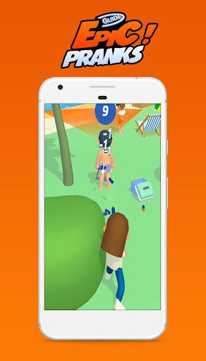 Shoot 'em all! : NERF Epic Pranks! Walkhtrough android2mod screenshots 1