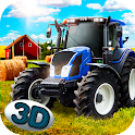 Country Farming Simulator 3D icon