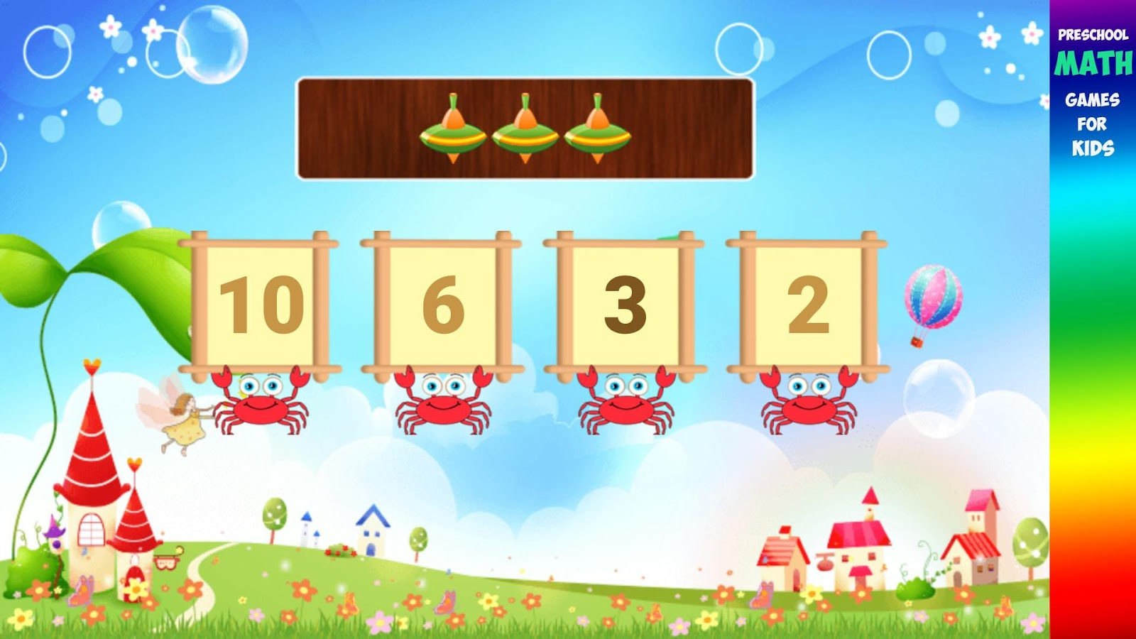 Amazing Preschool Math Games For Kids Android Apps On Google Play Easy Diy Christmas Decorations Tissureus