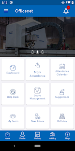Officenet HR App Sharda Motor 1.0 APK + Mod (Free purchase) untuk android