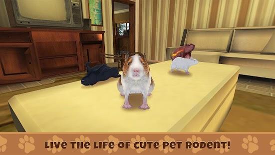 Guinea Pig Simulator: House Pet Survival - náhled