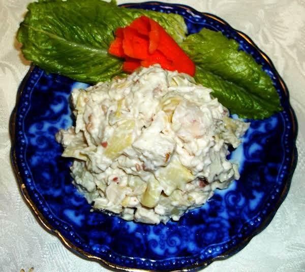 Basic Artichoke Chicken Salad Recipe