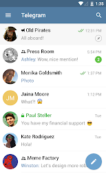 Telegram APK screenshot thumbnail 7