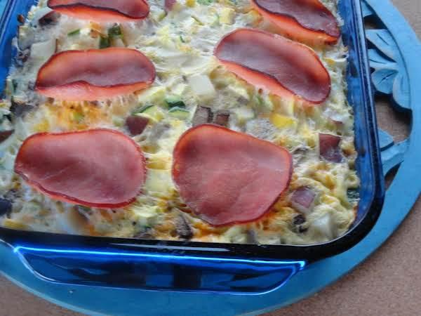 Healthy Breakfast Casserole Recipe