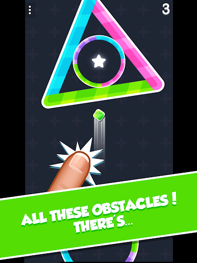 Color Shape - Switch Colors and Match Obstacles 20.17.50 screenshots 6