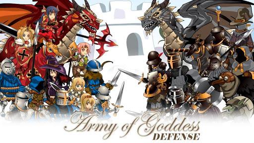 Army of Goddess Defense 1.9.0 screenshots 1