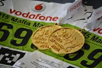 Photo: Die wohl grösste Medalile.
