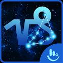 Star Capricorn Keyboard Theme icon