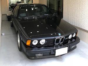M6 E24 88年式 D車のカスタム事例画像 とありくさんの2019年07月06日23:16の投稿