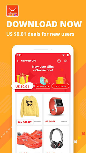 AliExpress - Smarter Shopping, Better Living screenshot 1