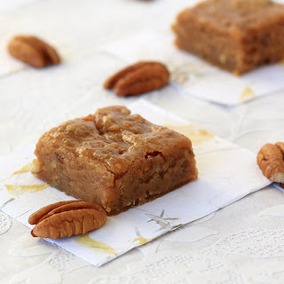Sweet Potato Blondies (Plus Cookbook Giveaway)