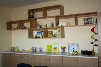 Photo: Projekta ietvaros iegādātās mēbeles