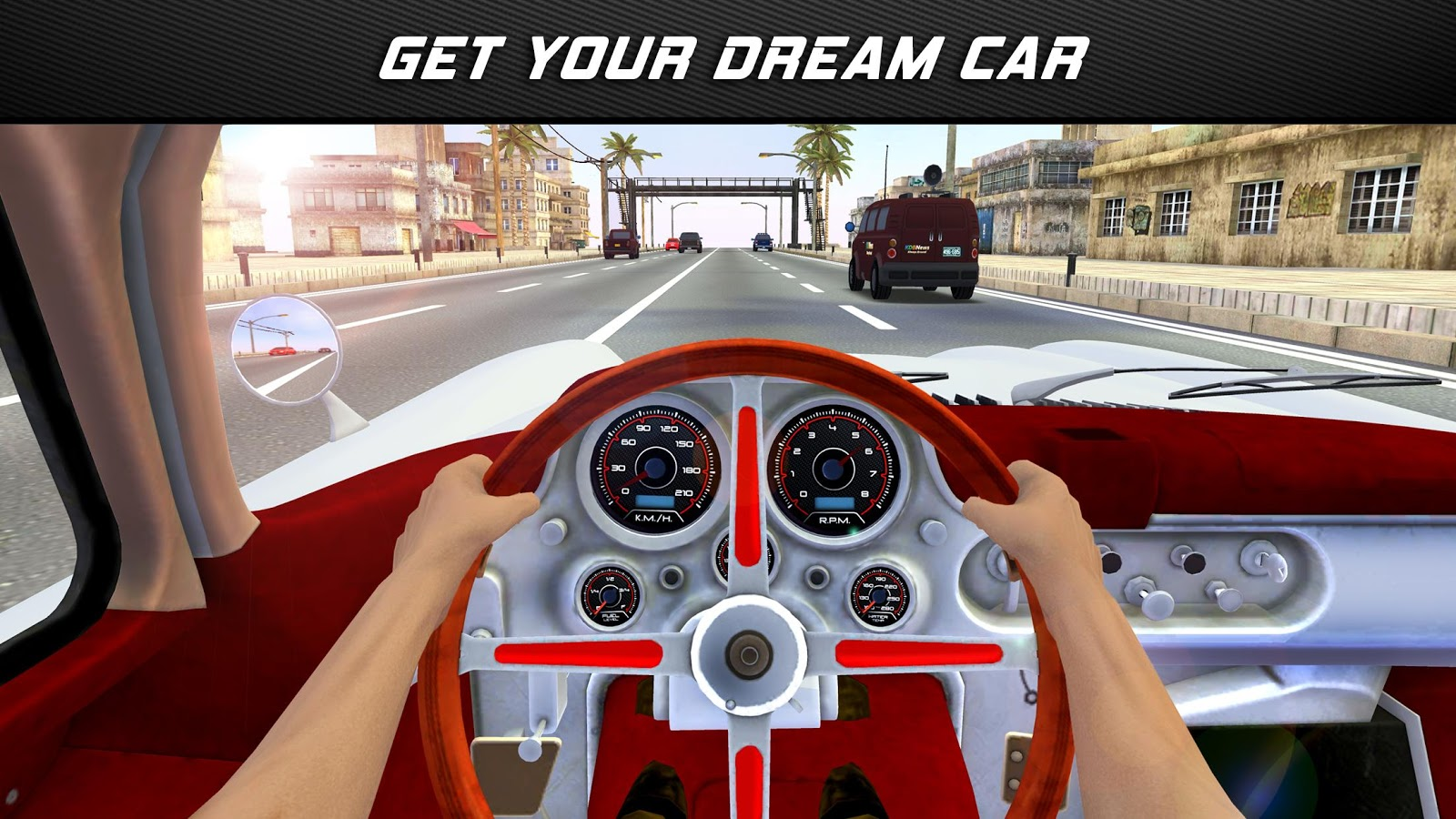 Racing in City 2 - Car Driving- screenshot