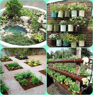 diy gardening ideas screenshot thumbnail - Diy Garden Ideas