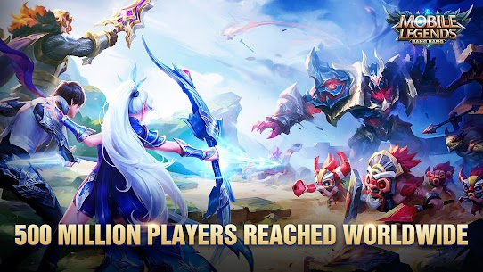 Mobile Legends Mod Apk 1.4.87 [Hack Map + Fully Unlocked] 1