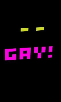 ich bin gay