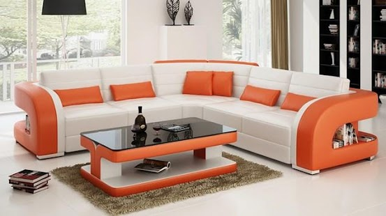 new model sofa - náhled