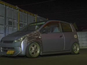 ミラ L250Vのカスタム事例画像 Takao 11/6に携帯壊れて再アカウントさんの2020年04月25日10:12の投稿