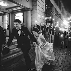 Wedding photographer Justin Lee (justinlee). Photo of 03.12.2016