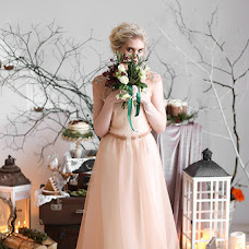 Wedding photographer Darya Voronina (Aniva1935). Photo of 13.01.2016