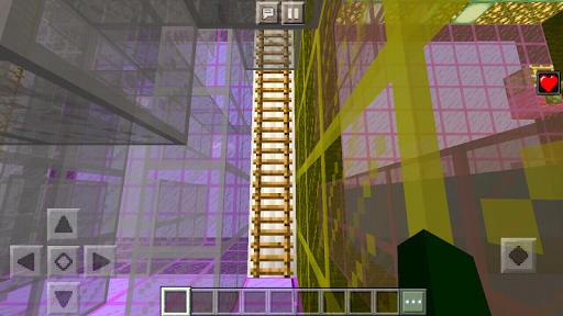Cube Escape 2018 Surival Map Minecraft PE 1.0 screenshots 3