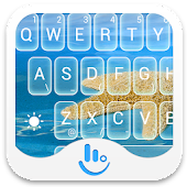 Summer Vacation Keyboard Theme