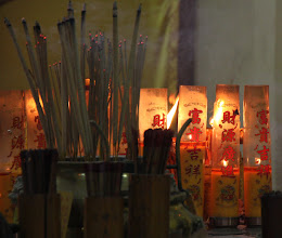 Photo: Year 2 Day 108 - Jossticks in the Temple