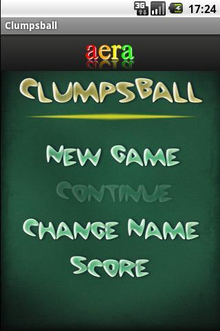 Clumpsball screenshot 1
