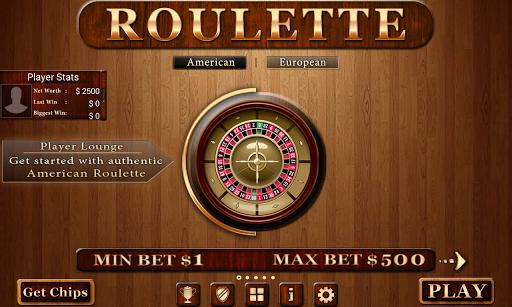Roulette - Casino Style! 4.28 screenshots 5