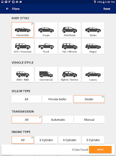 Autotrader - Cars For Sale- screenshot thumbnail
