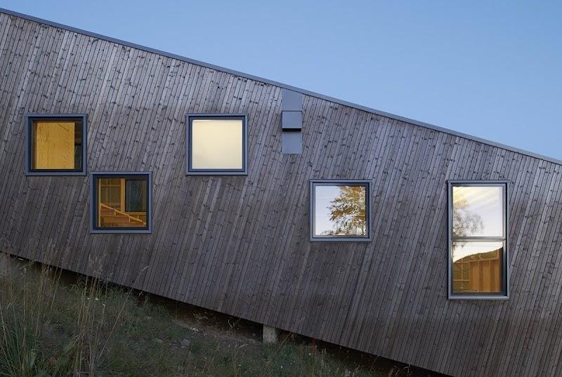 Åre Solbringen - Waldemarson Berglund Arkitekter